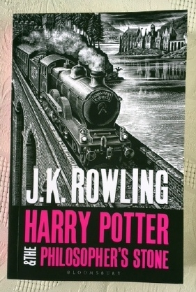 Harry Potter and the Philosopher's Stone Bloomsbury 2018 Edition