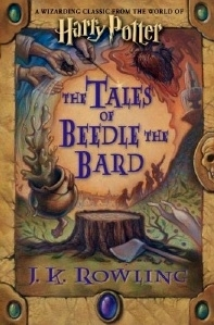 The Tales of Beedle the Bard US Standard First Edition