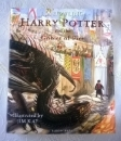 Harry Potter Goblet of Fire Illustrated 1st Edition Jim Kay