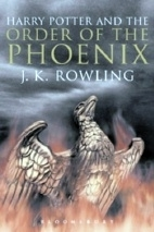 Harry Potter and the Order of the Phoenix. Adult First Edition