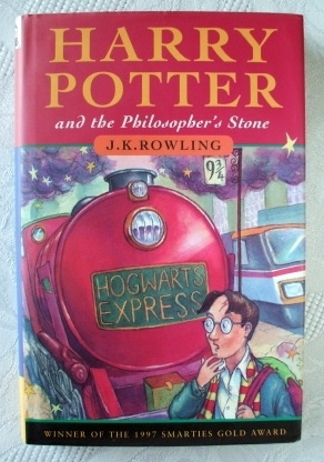 Joanne Rowling Harry Potter Philosopher's Stone First Edition 11